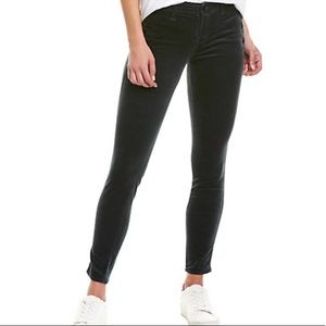 J Brand Zion Green Mid Rise Skinny Ankle Jeans 30
